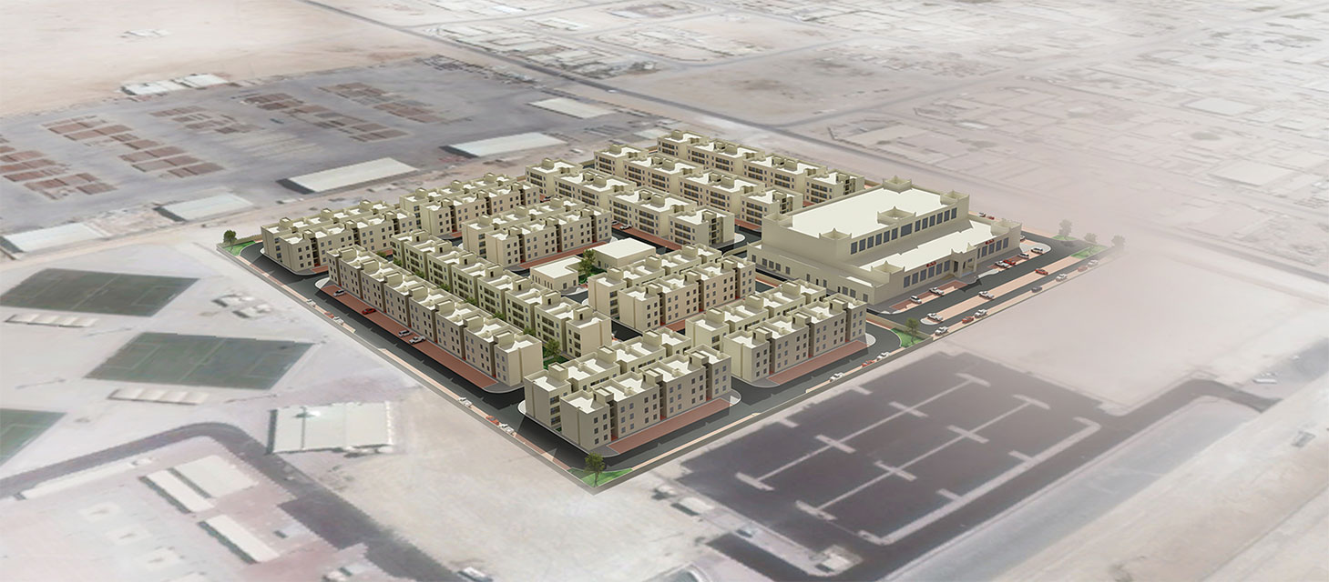 AL Khor workers recreation expansion project